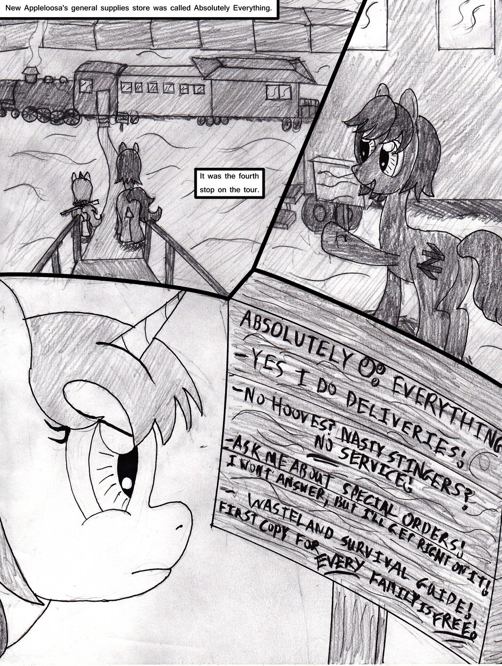 Fallout Equestria: THDC CHPT5 P8