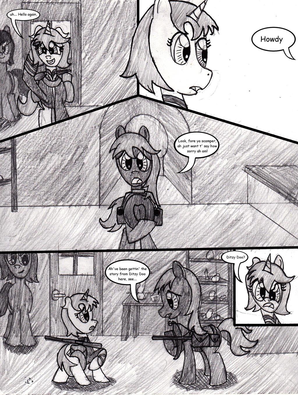 Fallout Equestria: THDC CHPT5 P10