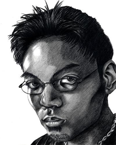 Pencil Narcissism by ArsGratiaArtis85