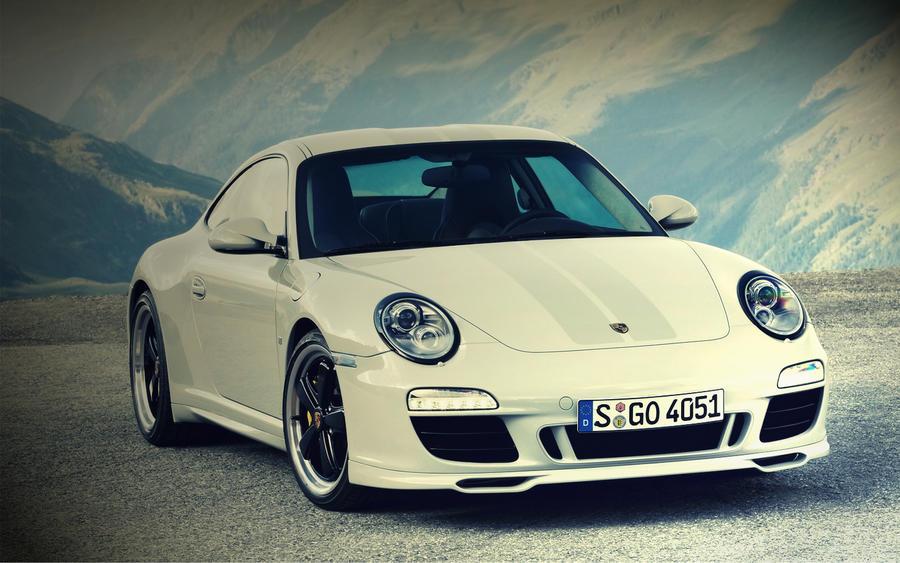 Porsche 911 Sport Classic by theteethjumper