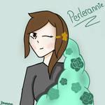 Perlerannie Fanart by XPhantom02