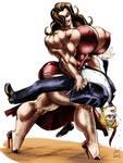 Big Tango Girl - Dance Fever by WickedBust