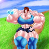 MegaloKai's Chris - Walk n' Grow by WickedBust