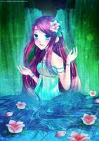 Play with me [Kyaru priestess ver.] + SPEEDPAINT by AshiSilverSoul