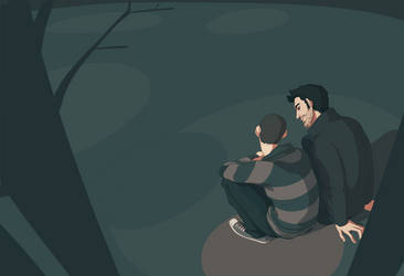Sterek Desktop by punch-buggy