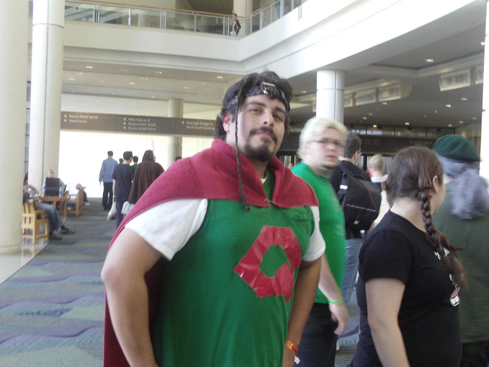 Megacon Pic 5 by HopeDiamond101 Quailman Q