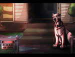 Beware of Dog - Canidale