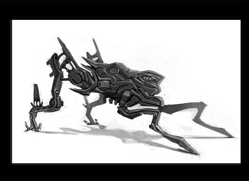 crawler by p00se2