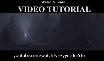 VideoTutorial - Rockyscape #2 Speedpainting