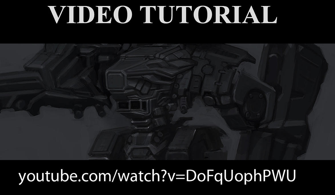 VideoTutorial - Brawler- Speedpainting by p00se2