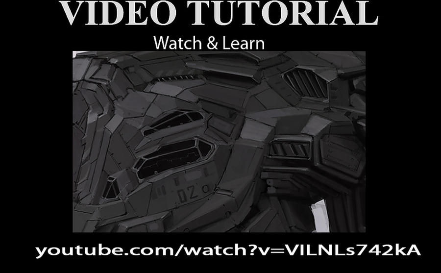 VideoTutorial - Firefly  - Speedpainting by p00se2