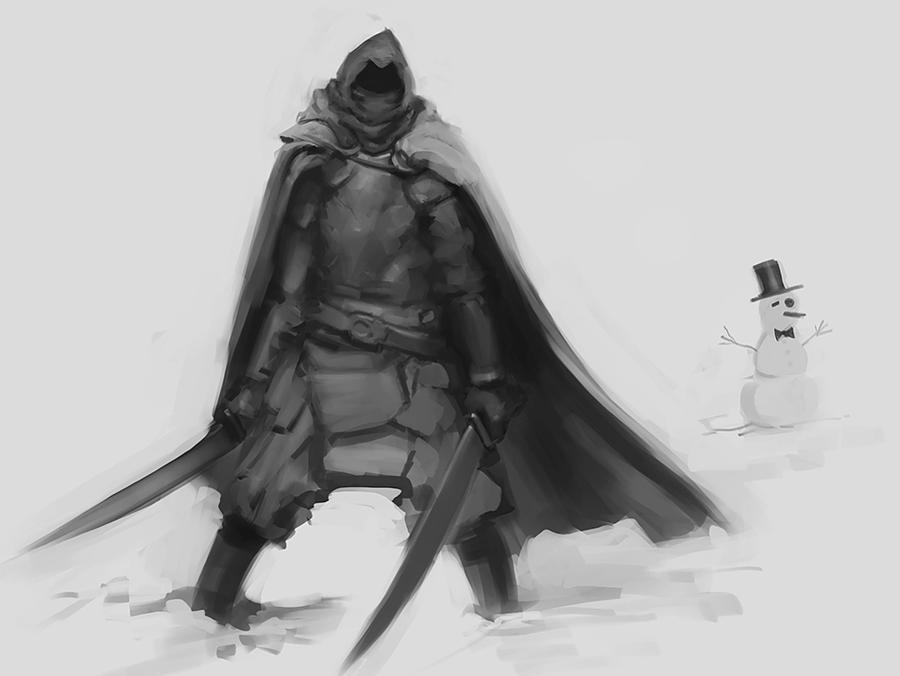 Snowmen by p00se2