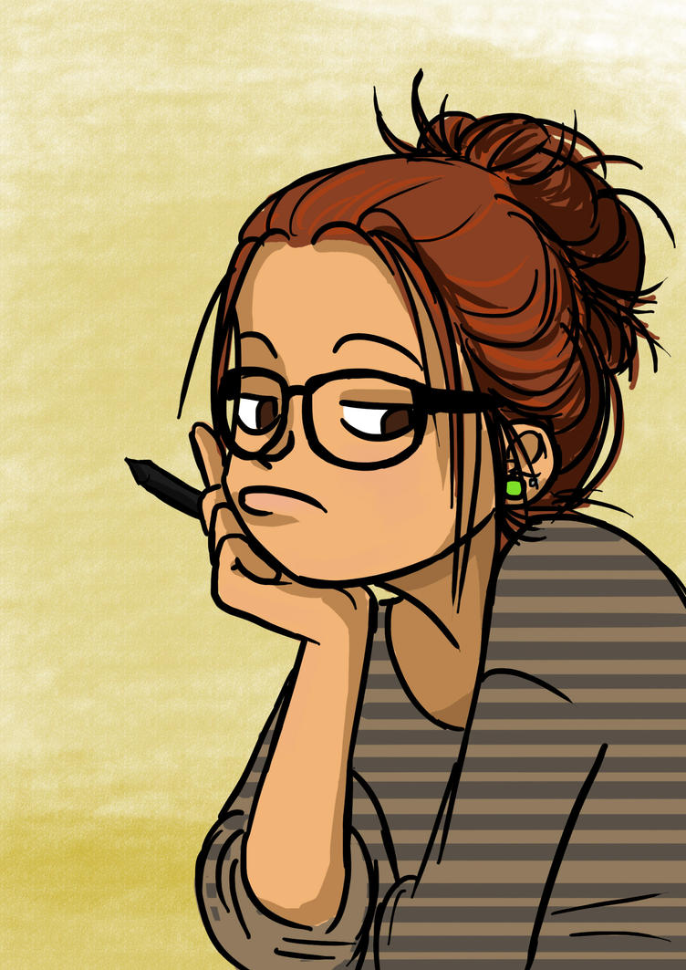 Cartoon Me By MiszInsane
