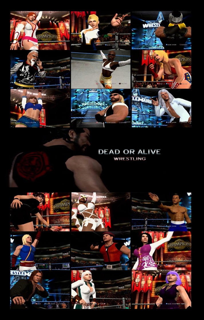 33 by DOA-Wrestling