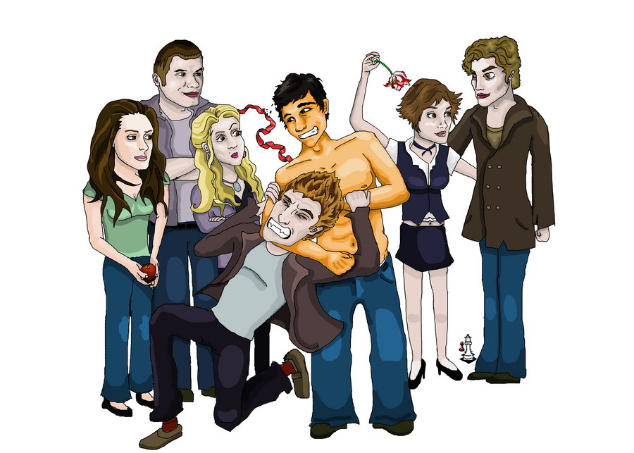 The Cullens the cullensharrydarlington on deviantart
