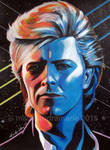 David Bowie, 80's