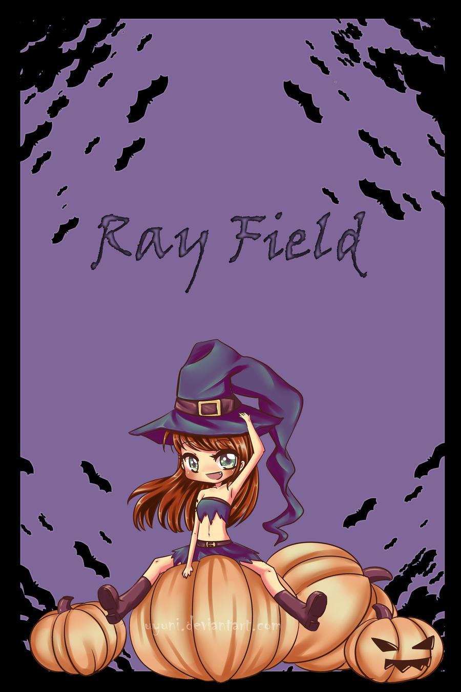 Ray Field by uyuni