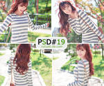 PSD Coloring #19 [Vy Tuzki]