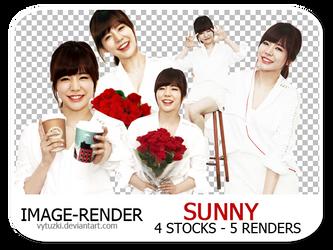 [STOCK-RENDER] Sunny # 1 - Vy Tuzki