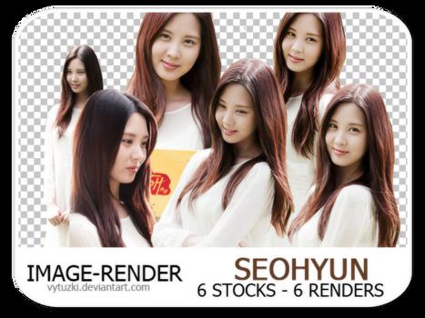 [STOCK-RENDER] Seohyun # 1 - Vy Tuzki