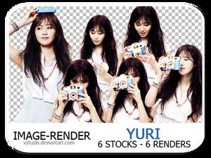 [STOCK-RENDER] Yuri # 1 - Vy Tuzki by VyTuzki