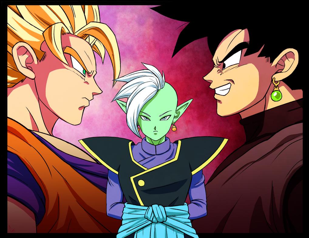 Dragon Ball Super by chris-re5