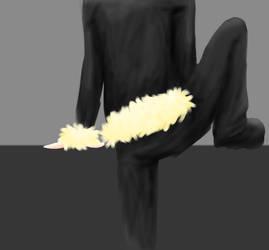 izaya's butt by cupcake68800