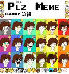 plz meme by cupcake68800