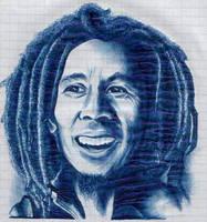 Bob Marley by sevsve