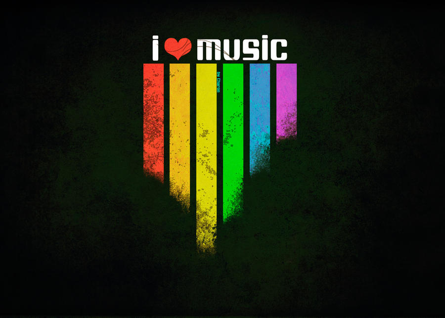 i love music4 by CharoN17 on DeviantArt