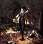 Magic the Gathering Tactics online - Avatar of woe