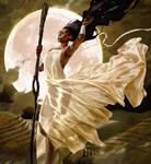 Magic the Gathering Tactics - Mesa Enchantress