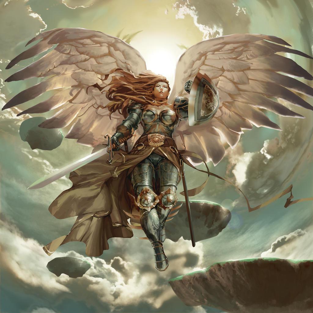 Фото ангела на капоте много озёр