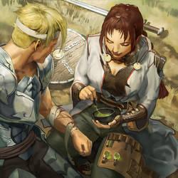 Legends of Norrath - Lifegiver by Kaiz0