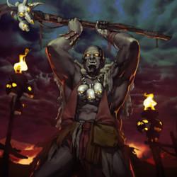 Legends of Norrath - Crushbone Oracle by Kaiz0
