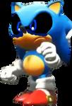 Classic Sonic.EXE Vector #8
