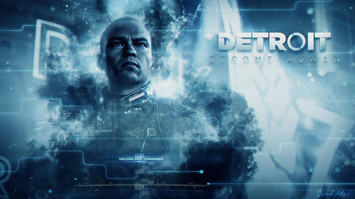 Detroit Become Human Wallpaper by Cemreksdmr on DeviantArt
