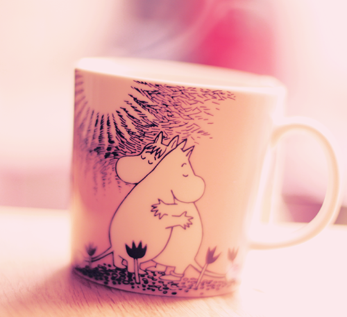 Moomin Love by Dipliner