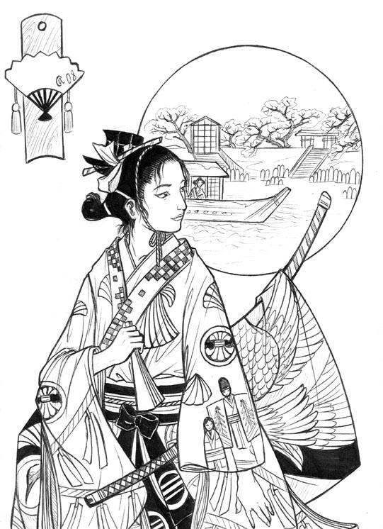 Samurai by Autumn-Sacura on DeviantArt