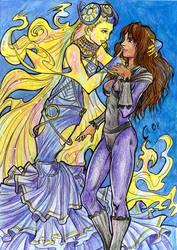 Karolina and Xavin by Autumn-Sacura