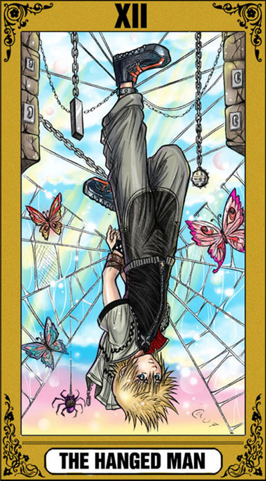 The Hanged Man - color