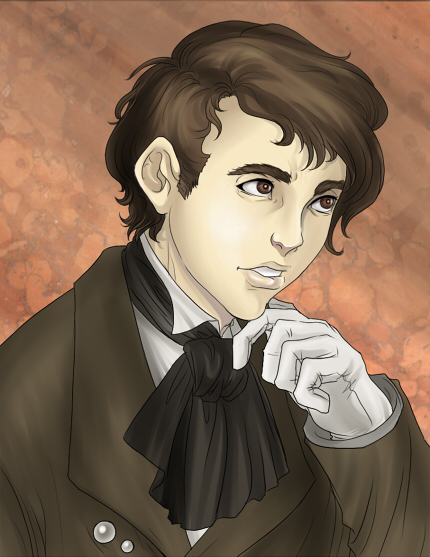 Evariste Galois by Autumn-Sacura on DeviantArt
