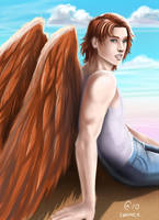 Icarus by Autumn-Sacura
