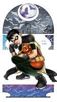 Robin by Autumn-Sacura