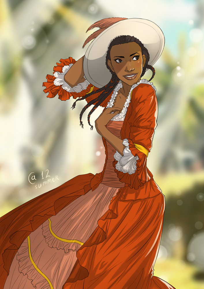 Aveline by Autumn-Sacura