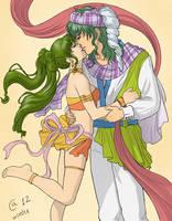 Levin and Sylvia by Autumn-Sacura