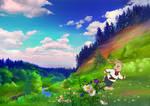 Ludkech no Ebek - Udmurt animation