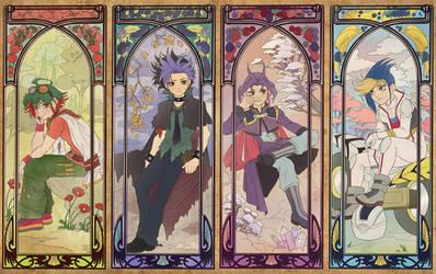 Seasons by Autumn-Sacura