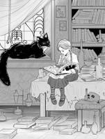 Fox Sister by Autumn-Sacura