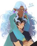Allura and Keith